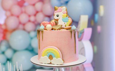Comment faire un gâteau licorne ?
