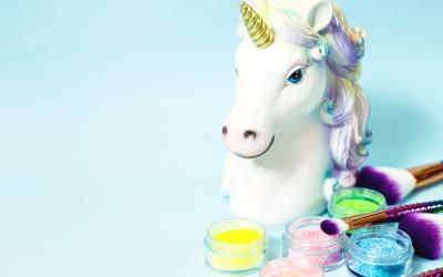 Comment réussir un super maquillage licorne ?