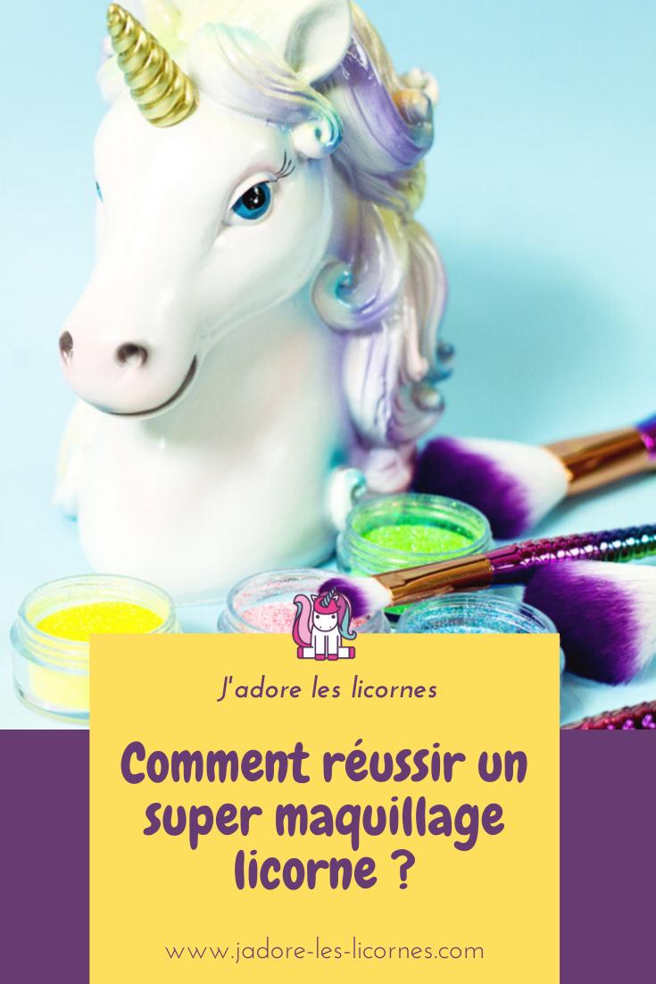 Dans cet article, tu trouveras les meilleurs conseils pour réussir un maquillage de licorne sensationnel !