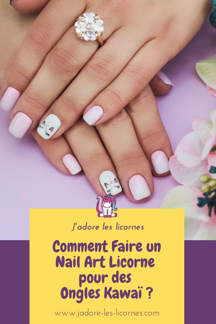 Tu veux t'essayer au nail art pour te faire des ongles licorne ? Du plus soft au plus scintillant, insuffle la magie  au bout de tes doigts !