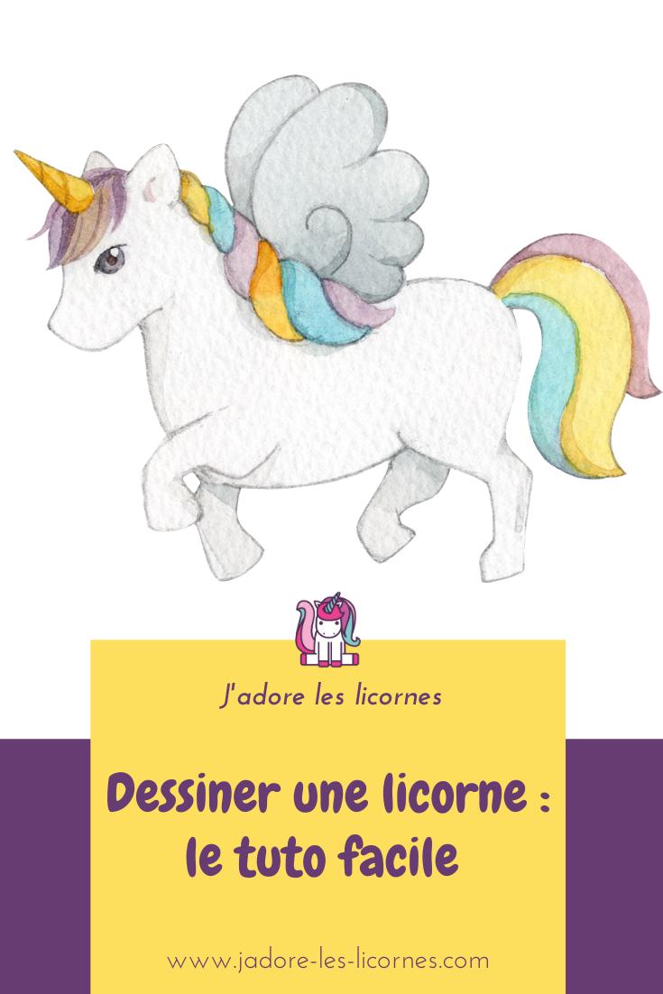 Dessiner une licorne ? Fastoche ! Suis les instructions et tu sauras faire une tête de licorne ou une licorne entière. C'est à toi, l'artiste !